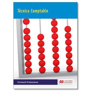 TECNICA COMPTABLE 2015