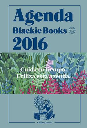 AGENDA BLACKIE BOOKS 2016