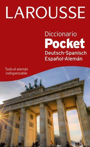 DICCIONARIO POCKET ESPAÑOL-ALEMÁN