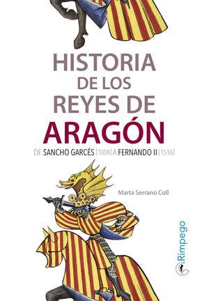 HISTORIA DE LOS REYES DE ARAGÓN