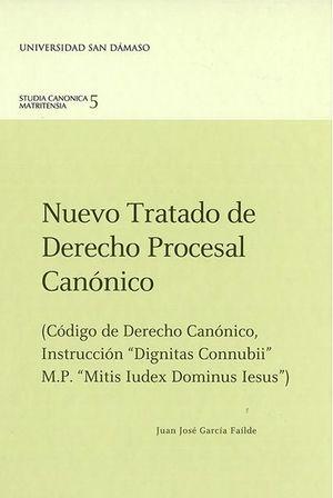 NUEVO TRATADO DE DERECHO PROCESAL CANÓNICO