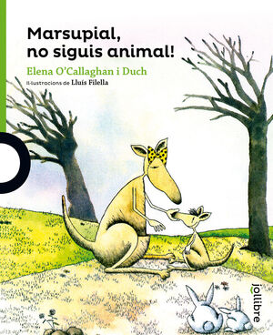MARSUPIAL, NO SIGUIS ANIMAL! CATAL JUV16