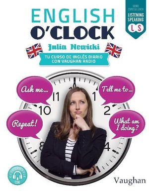 ENGLISH O?CLOCK