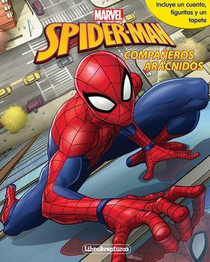 SPIDER-MAN. LIBROAVENTURAS. COMPAÑEROS ARÁCNIDOS