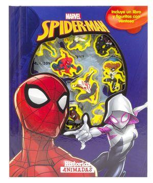 SPIDER-MAN HISTORIAS ANIMADAS