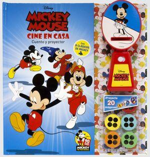 MICKEY. CINE EN CASA