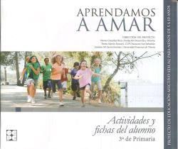 APRENDAMOS A AMAR 3 EP ACTIVIDADES Y FICHAS ALUMNO