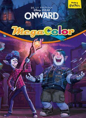 ONWARD. MEGACOLOR