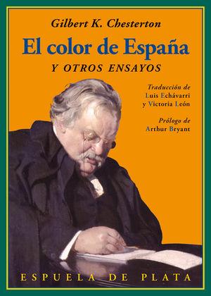 EL COLOR DE ESPAÑA