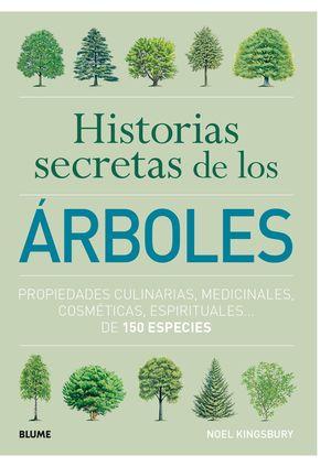 HISTORIAS SECRETAS DE LOS ÁRBOLES