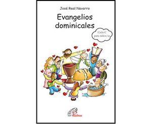 EVANGELIOS DOMINICALES DEL CICLO C PARA NIÑOS/AS DE 8 A 12 AÑOS