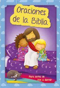 ORACIONES DE LA BIBLIA