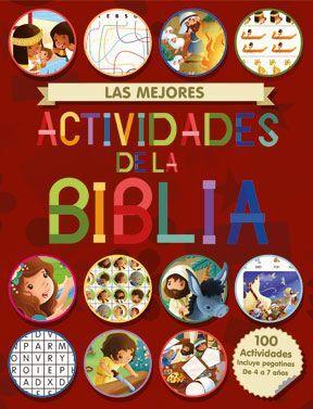 LAS MEJORES ACTIVIDADES DE LA BIBLIA (DE 4 A 7 AÑOS)