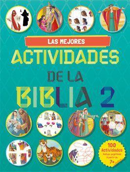 LAS MEJORES ACTIVIDADES DE LA BIBLIA 2 (A PARTIR DE 7 AÑOS)