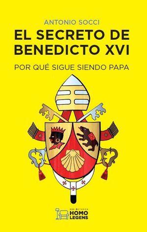 SECRETO DE BENEDICTO XVI, EL