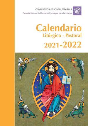 CALENDARIO LITÚRGICO PASTORAL 2021-2022