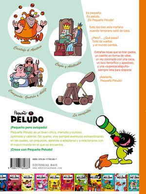 PEQUEÑO PELUDO 13. EN EL CASTILLO DE LOS CAGONES