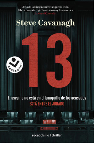 13. EL ASESINO NO ESTÁ EN EL BANQUILLO DE LOS ACUSADOS, ESTÁ ENTRE EL JURADO