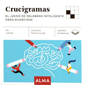 CRUCIGRAMAS EL JUEGO DE PALABRAS INTELIGENTE PARA DIVERTIRSE