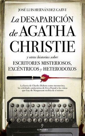 DESAPARICIÓN DE AGATHA CHRISTIE, LA