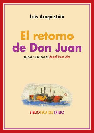 RETORNO DE DON JUAN,EL