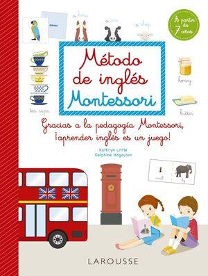 MÉTODO DE INGLÉS MONTESSORI