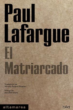 EL MATRIARCADO