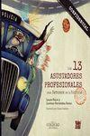 LOS 13 ASUSTADORES PROFESIONALES MÁS FAMOSOS DE LA HISTORIA