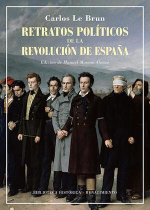 RETRATOS POLÍTICOS DE LA REVOLUCIÓN DE ESPAÑA