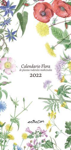 CALENDARIO FLORA 2022 - CASTELLANO