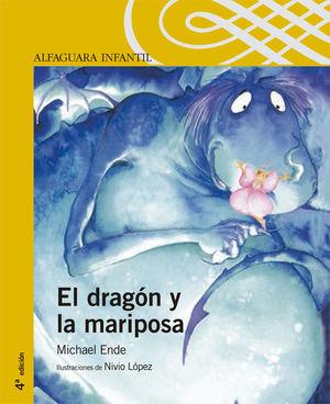 EL DRAGON Y LA MARIPOSA