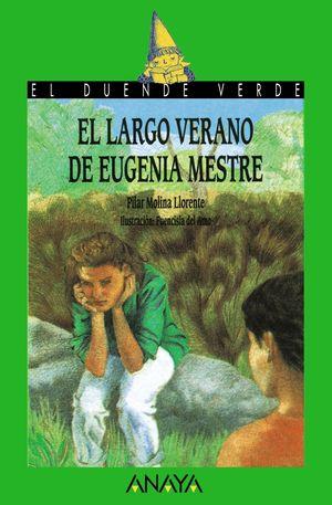 EL LARGO VERANO DE EUGENIA MESTRE