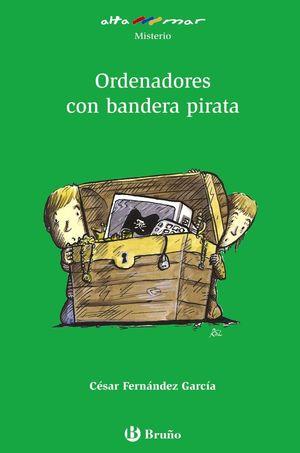 ORDENADORES CON BANDERA PIRATA