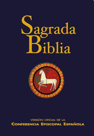 SAGRADA BIBLIA (ED. POPULAR - RÚSTICA)