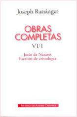 OBRAS COMPLETAS DE JOSEPH RATZINGER VI/1