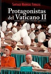 PROTAGONISTAS DEL VATICANO II