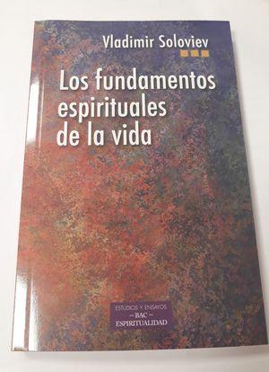 FUNDAMENTOS ESPIRITUALES DE LA VIDA, LOS
