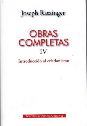 OBRAS COMPLETAS DE JOSEPH RATZINGER IV