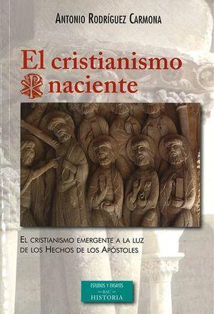 EL CRISTIANISMO NACIENTE