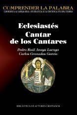 ECLESIASTÉS, CANTAR DE LOS CANTARES