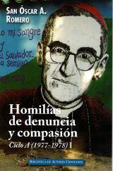 HOMILIAS DE DENUNCIA Y COMPASION. CICLO A (1977-1978) 1