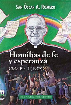 HOMILÍAS DE FE Y ESPERANZA