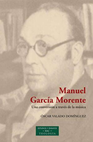 MANUEL GARCIA MORENTE