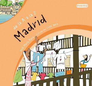 DE LA A A LA Z. MADRID