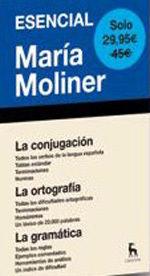 ESENCIAL MARÍA MOLINER
