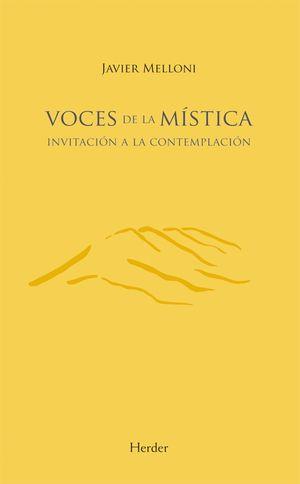 VOCES DE LA MÍSTICA I