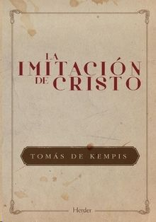 LA IMITACIÓN DE CRISTO 2ª EDICIÓN