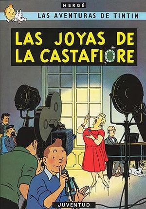 LAS JOYAS DE LA CASTAFIORE (CARTONÉ)