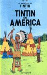 TINTÍN EN AMÉRICA (CARTONÉ)