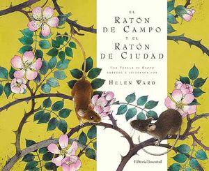 EL RATON DE CAMPO Y EL RATÓN DE CIUDAD